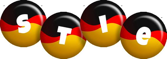 Stie german logo