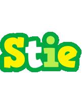 Stie soccer logo