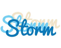 Storm breeze logo