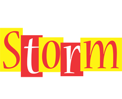 Storm errors logo