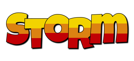 Storm jungle logo
