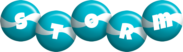 Storm messi logo