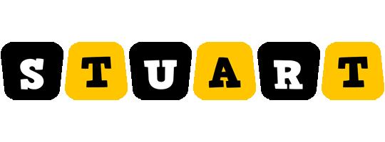 Stuart boots logo