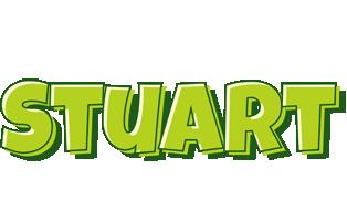 Stuart summer logo