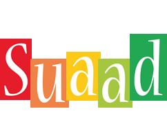 Suaad colors logo
