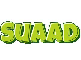 Suaad summer logo