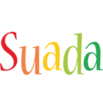 Suada birthday logo