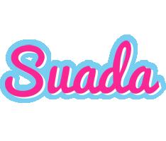 Suada popstar logo