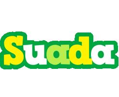 Suada soccer logo