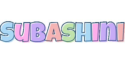 subhashini name