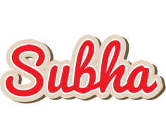 Subha chocolate logo