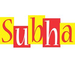 Subha errors logo