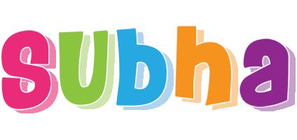 Subha friday logo