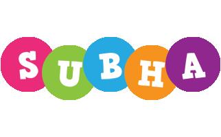 Subha friends logo