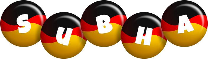 Subha german logo