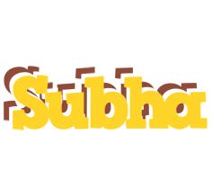 Subha hotcup logo