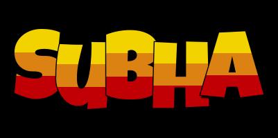Subha jungle logo