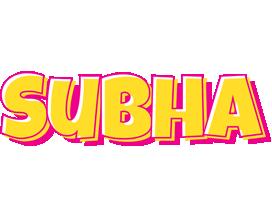 Subha kaboom logo