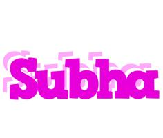 Subha rumba logo