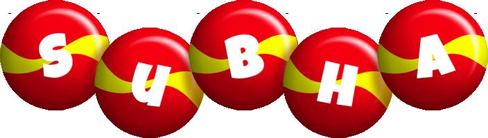 Subha spain logo