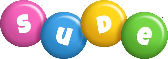 Sude candy logo