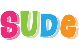 Sude friday logo