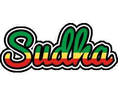Sudha african logo