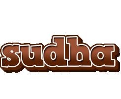 Sudha brownie logo