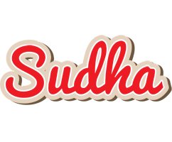 Sudha chocolate logo