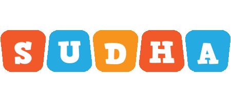 Sudha comics logo