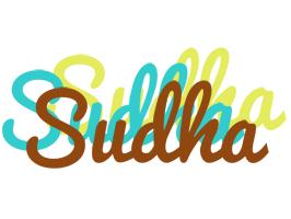 Sudha cupcake logo