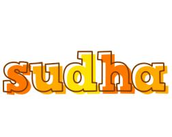 Sudha desert logo