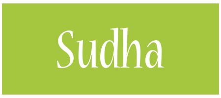Sudha family logo