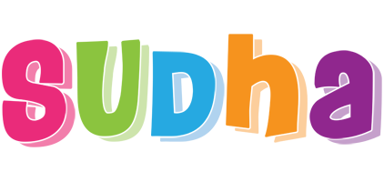 Sudha friday logo