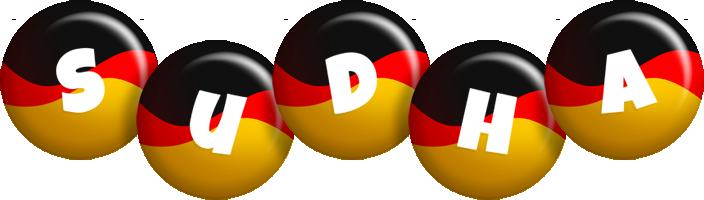 Sudha german logo