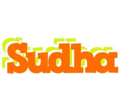 Sudha healthy logo