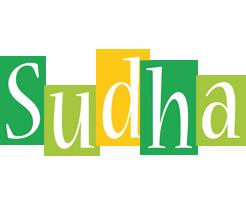 Sudha lemonade logo