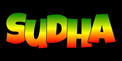 Sudha mango logo