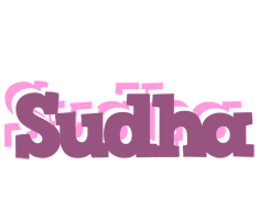 Sudha relaxing logo