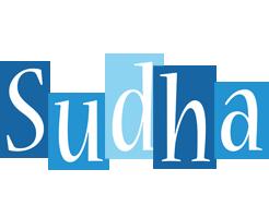 Sudha winter logo