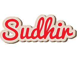 Sudhir chocolate logo
