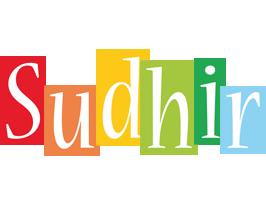 Sudhir colors logo