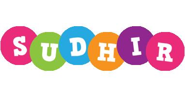 Sudhir friends logo