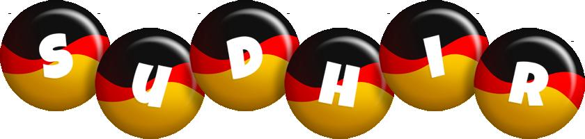 Sudhir german logo