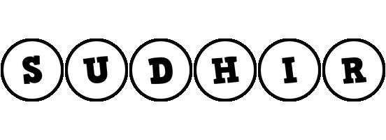 Sudhir handy logo