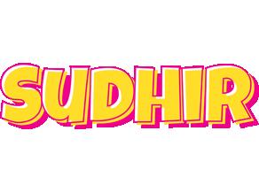 Sudhir kaboom logo