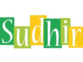 Sudhir lemonade logo