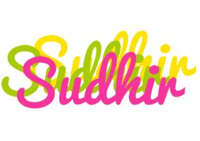 Sudhir sweets logo