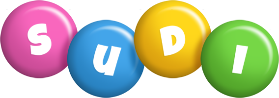 Sudi candy logo