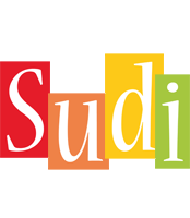 Sudi colors logo